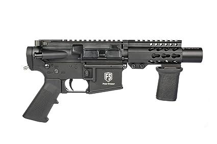 Amazon Com First Strike T15 Mp Paintball Marker Rifle Black