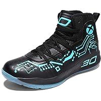 TUYUTI Zapatillas de Baloncesto para Hombre, Rendimiento atlético, Zapatillas Deportivas en Equipo