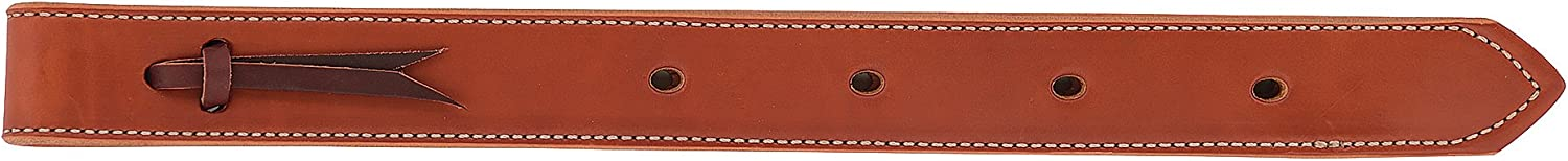 Weaver Leather 30-0707-CH Doubled & Stitched Off Billet, Chestnut