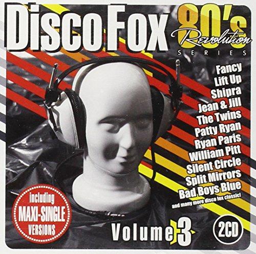 UPC 090204726998, 80s Revolution Disco Fox Vol.3