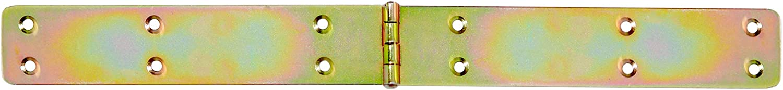 10 Scharniere Gerollte breite Tischb/änder 35x350x1,5 mm KIstenband Tischband