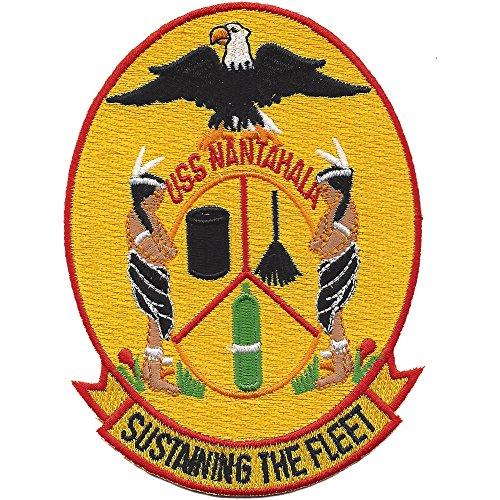 - USS Nantahala AO-60 Fleet Oiler Ship Patch