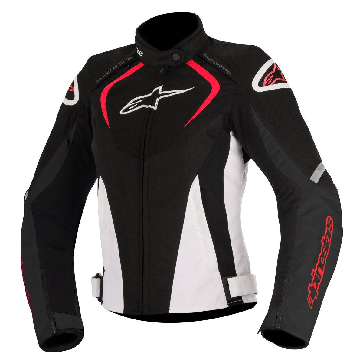 Alpinestars Veste moto Stella T-JAWS Lady 2017/ m, nero-bianco-rosso 123
