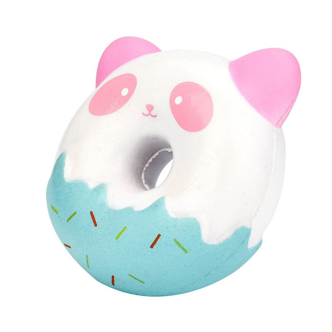 CSSD Kawaii {Donuts Panda/Cat} {Squishy Jumbo} {Scented Cream} Super {Slow Rising} Squeeze Toys