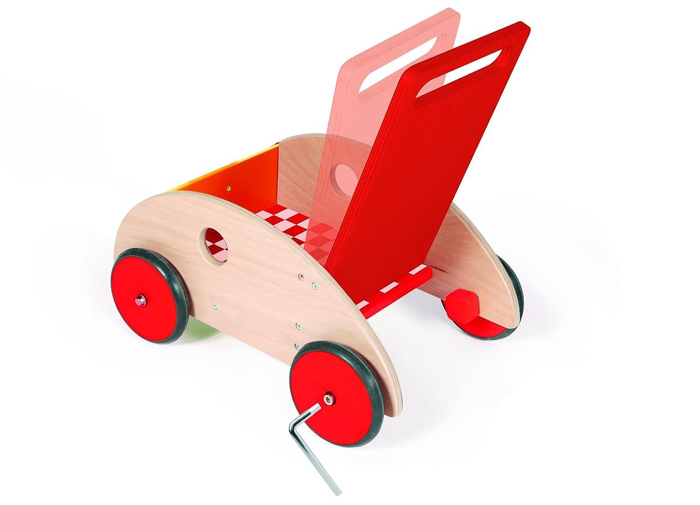 Scratch 6181413 Andador Fórmula 1
