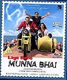 Lage Raho Munnabhai (Blu-Ray) (Indian Cinema / Bollywood Movie / Hindi Film Comedy)