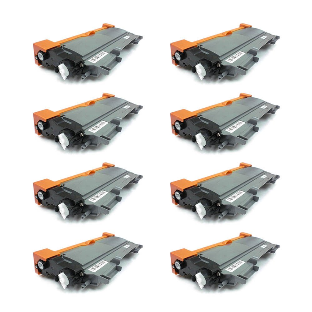 Purpplex New Compatible TN-750 High Yield Toner Cartridge for Brother HL-6180 MFC-8710 Printers – 8 Black