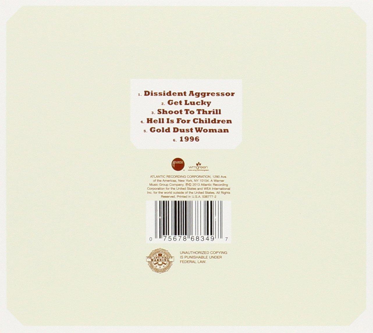 Halestorm - ReAniMate 2.0: The CoVeRs eP - Amazon.com Music