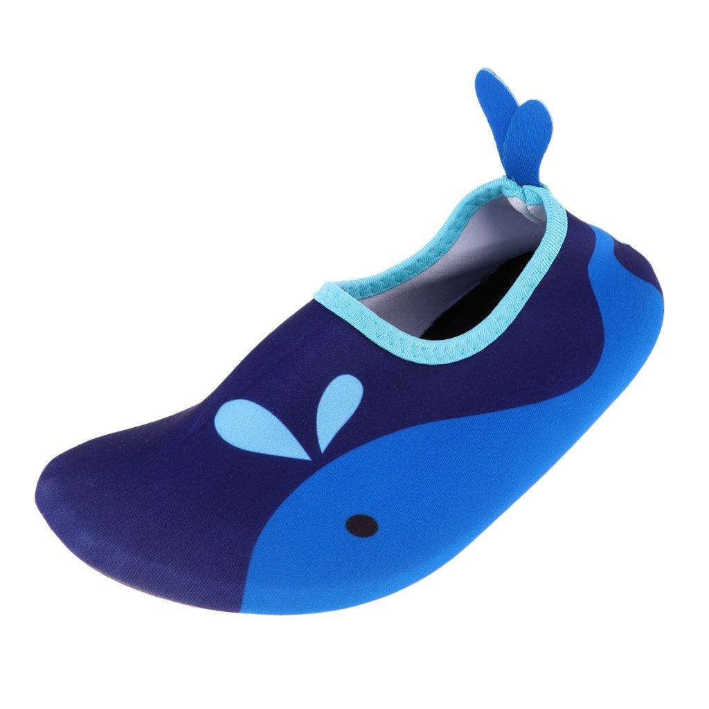 Neoprensocken Wasserschuhe Badeschuhe Schwimmschuhe Aqua Socken Wassersport