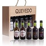 ポルトガルお土産 ポートワイン ミニボトル 5種セット 果実酒 木箱入り