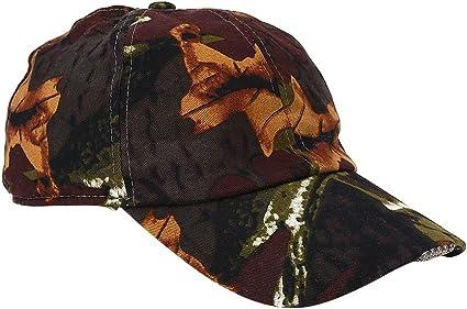 Baseball Cap with 5 LED Lights Adjustable Strap Hat Fishing Camping Hiking