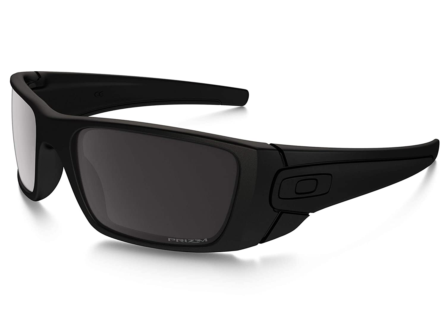 Oakley Fuel Cell Polarized Iridium Rectangular Sunglasses, Satin ...