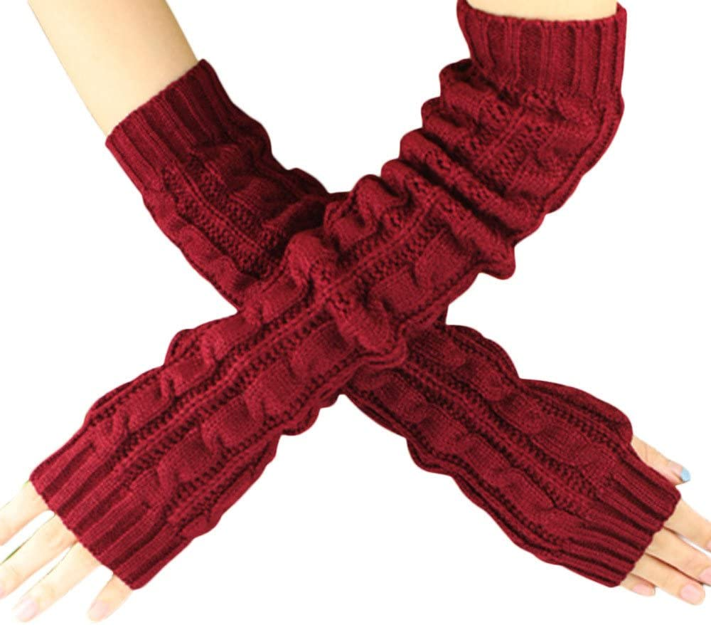 Women's Winter Warm Knitted...
