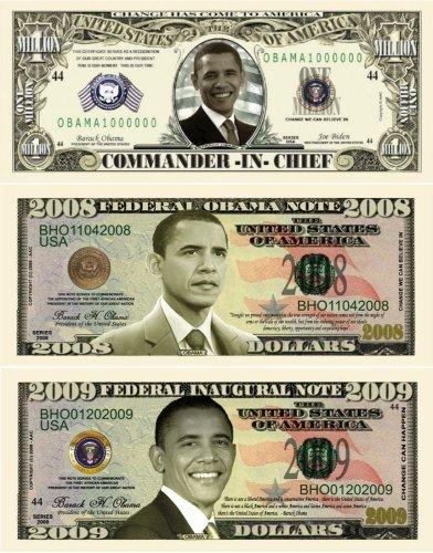 American Presidents Dollar Coin - 5