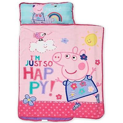 "Peppa Pig""Adorable"" Toddler Nap Mat: Sports & Outdoors"