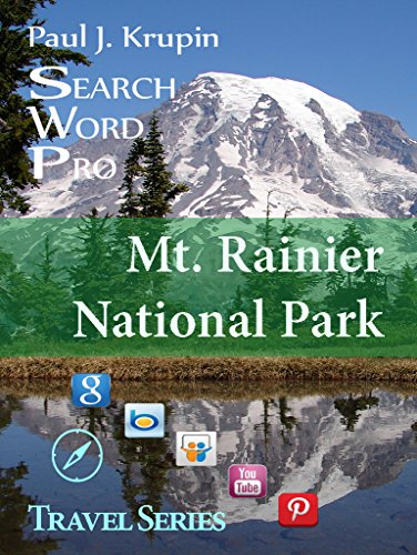 - Mt. Rainier National Park - Search Word Pro (Travel Series)