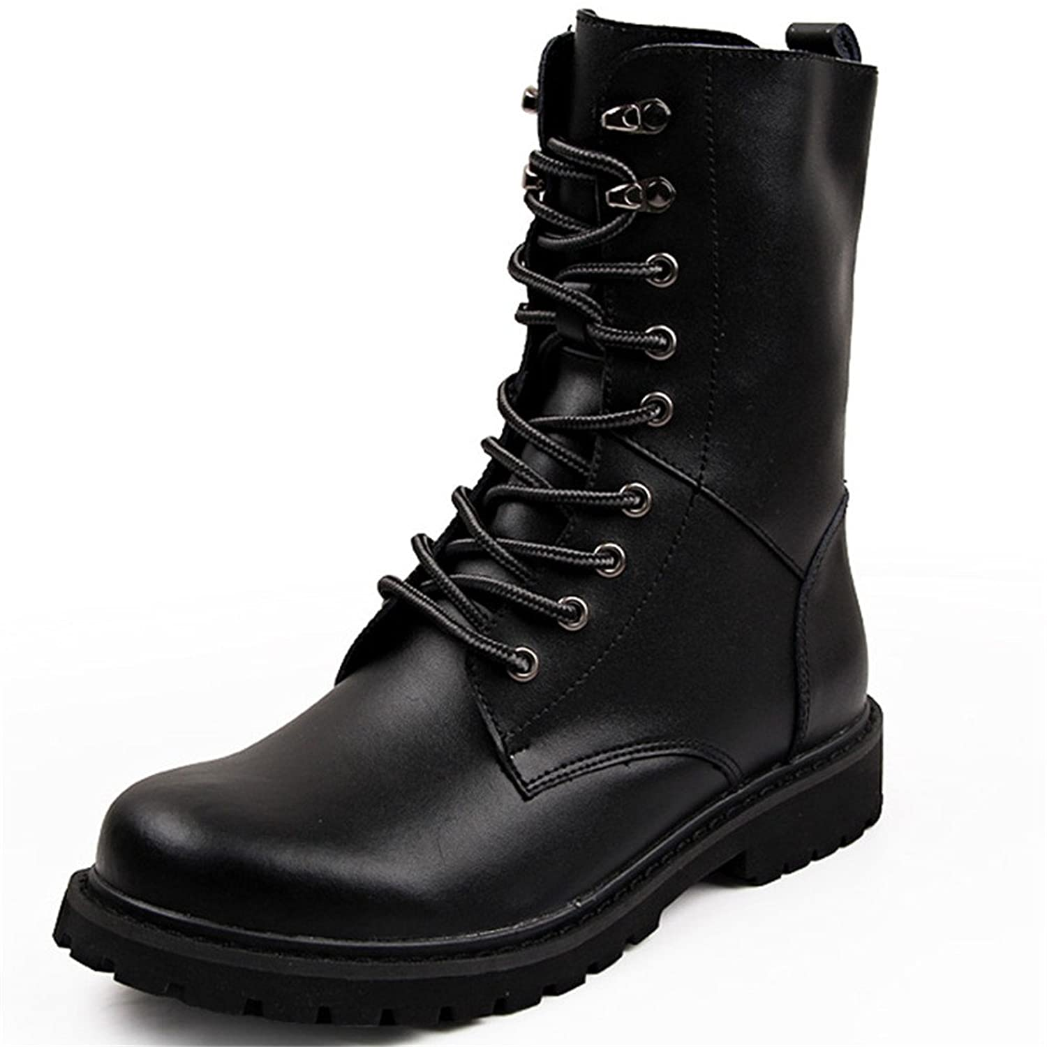 Amazon.com | DUODUO Men&39s 2601 Genuine Leather Combat Boots