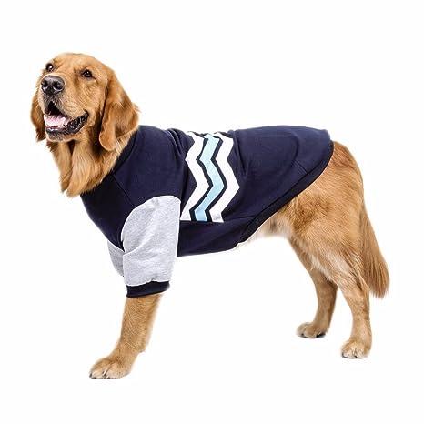 Geilisungren Ropa para Perros de Mascotas, algodón ...