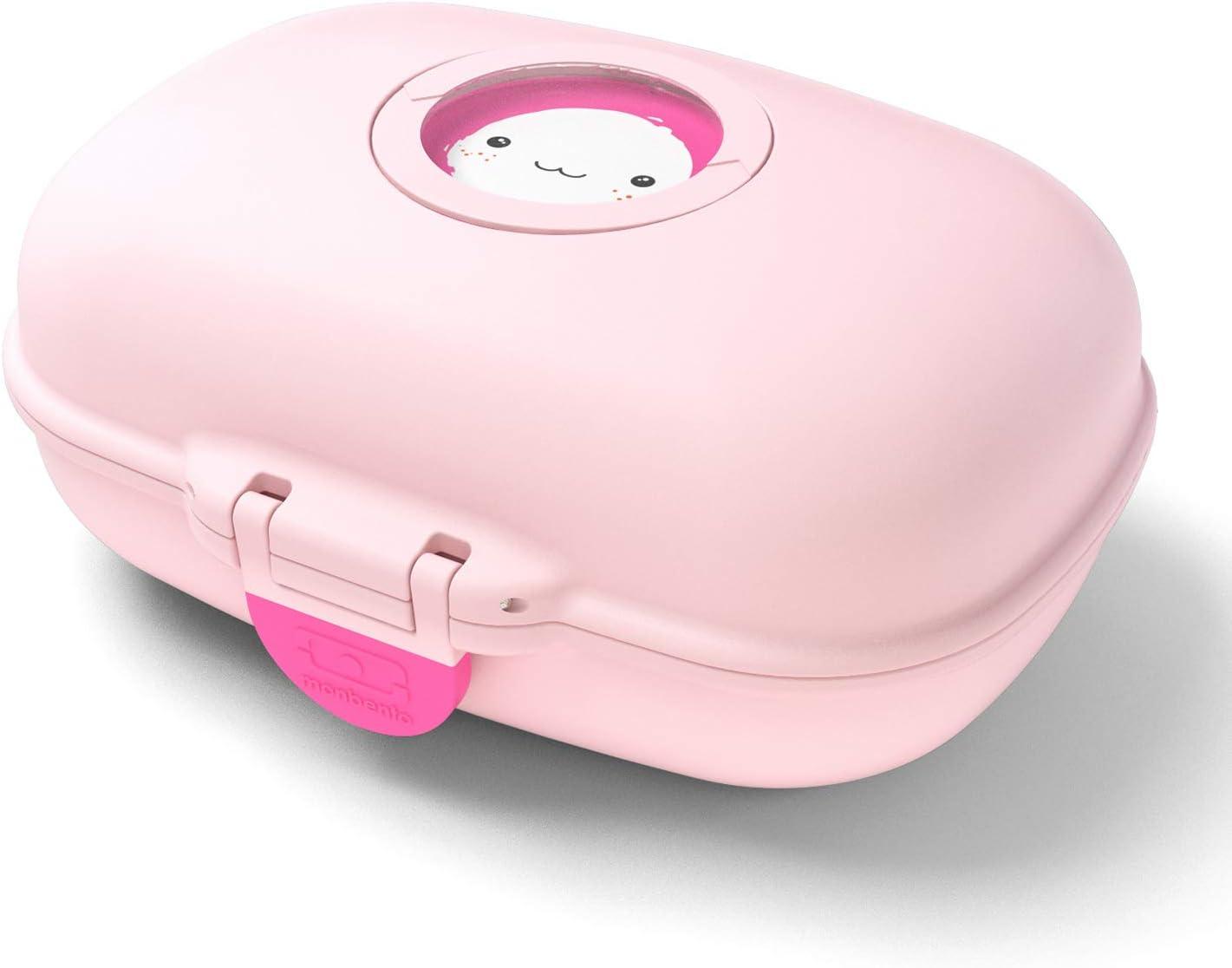 Monbento 3760192683555 MB Gram Kid - Fiambrera infantil, color rosa: Amazon.es: Hogar
