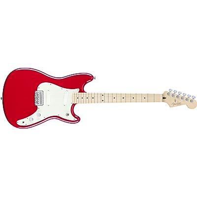 Offset Duo-Sonic Torino Red