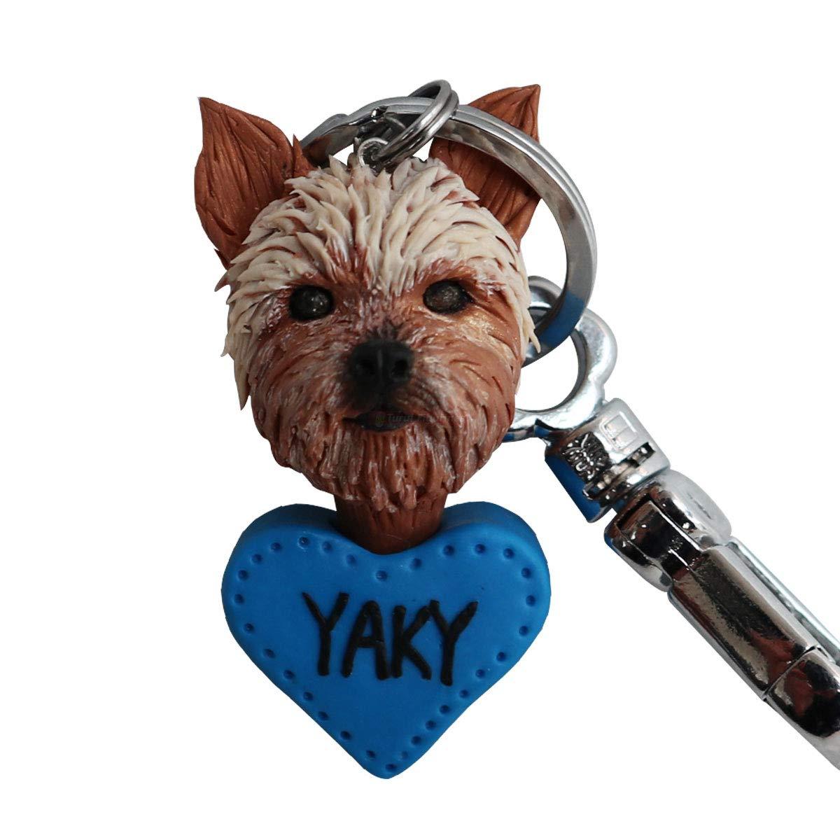 llavero de perro conmemorativo Pérdida de mascota Llavero conmemorativo Regalos para perro Mamá Dueño de mascota Perro Hombres Perro Gato Recuerdo Simpatía Llavero Regalos