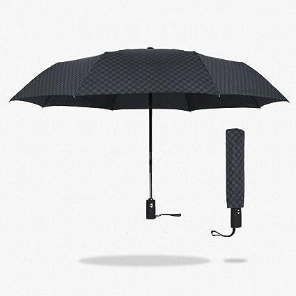 23177469d687 Amazon.com: SX-ZZJ Umbrella Windproof Fully Automatic Self Closing ...
