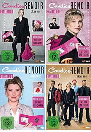 Candice Renoir Staffel 1234 Im Set Deutsche Originalware 13