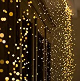 Yaoijin 240 LED 14pcs Fairy String Lights Lamp for Xmas Tree Holiday Wedding Party Decoration Halloween Showcase Displays Restaurant or Bar and Home Garden