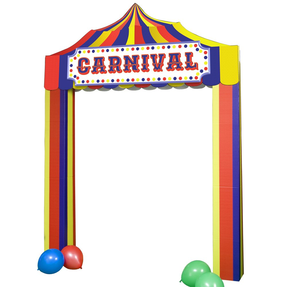 Carnival Booth Standee Party Prop by Shindigz