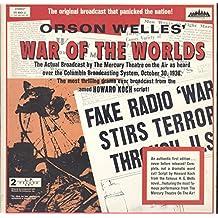 war of the worlds - LPX2 - 1970