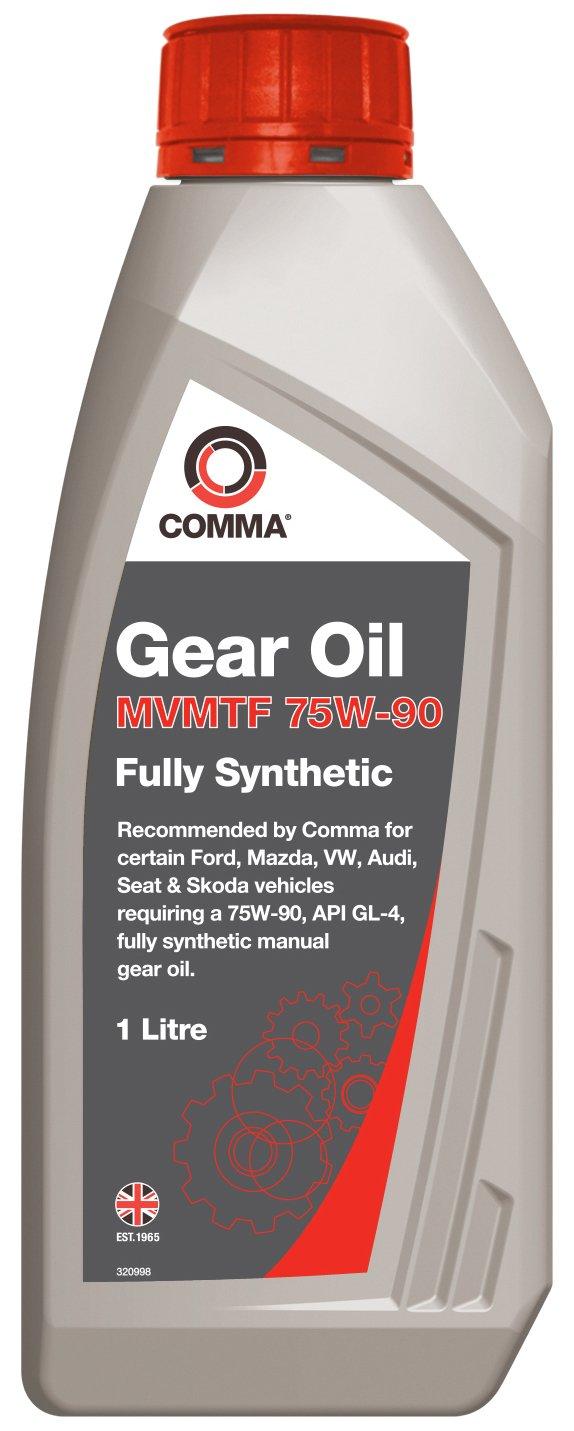 eb250bc148a Comma MVMTF1L 75W-90 1L Fully Synthetic Gear Oil: Amazon.co.uk: Car &  Motorbike