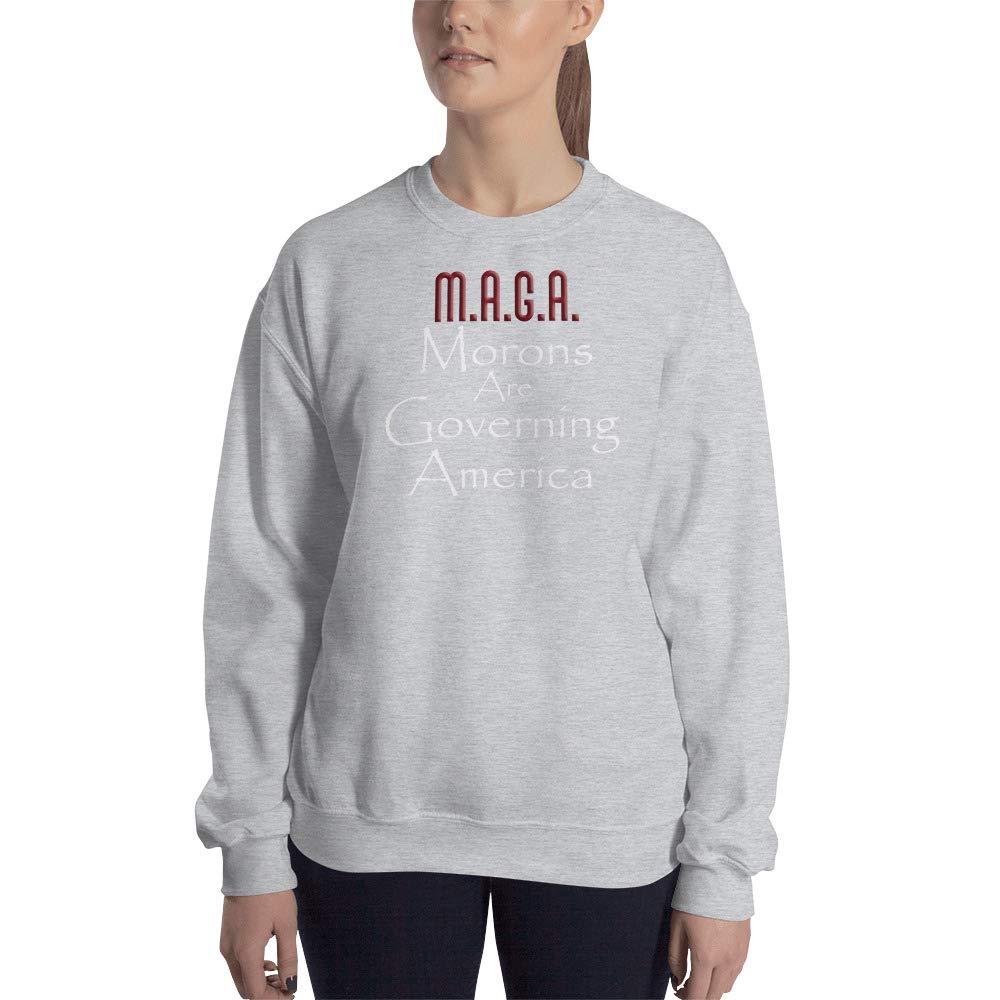 STFND M.A.G.A Sweatshirt Sport Grey