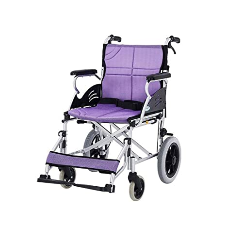 YangMi Silla de Ruedas- Aleación de Aluminio para sillas de ...
