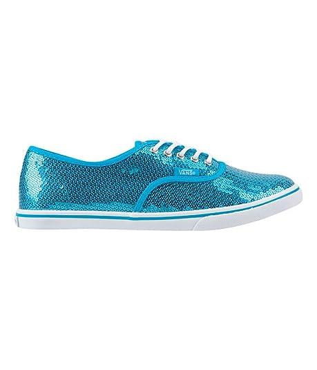 af75e19aa3 VANS AUTHENTIC LO PRO Womens Size 10.5 Shoe SEQUINS HAWAIIAN OCEAN   TRUE  WHITE Trainer  Amazon.ca  Shoes   Handbags