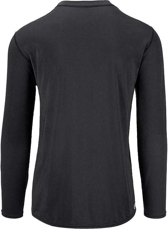 DAKINE - Camisa de Surf de Manga Larga Holgada Trabajo Pesado, Negro - Manga Corta - Camisa de Surf Holgada de 6.5 oz - Costuras Planas: Amazon.es: Deportes y aire libre