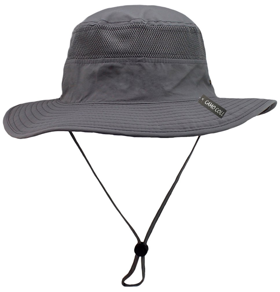 Amazon.com  Camo Coll Outdoor UPF 50+ Boonie Hat Summer Sun Caps (One Size 335ab647ff0