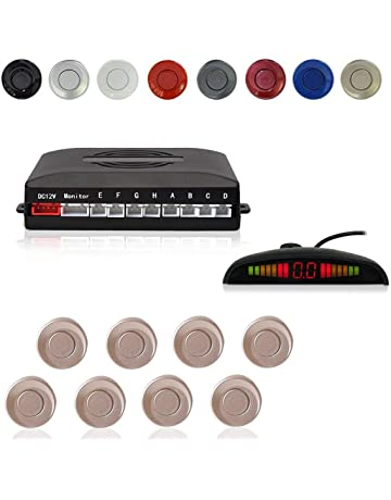 ENET 2pcs Remplacement Capteur de stationnement de Parc PDC pour Voiture 7H0919275C