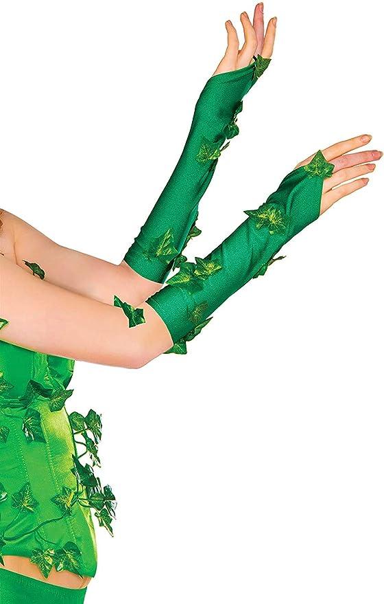 Poison ivy gloves