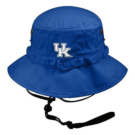 new product ba452 fbe3e Top of the World NCAA Kentucky Wildcats Men s Elite Fan Shop Bucket Boonie  Team Hat,