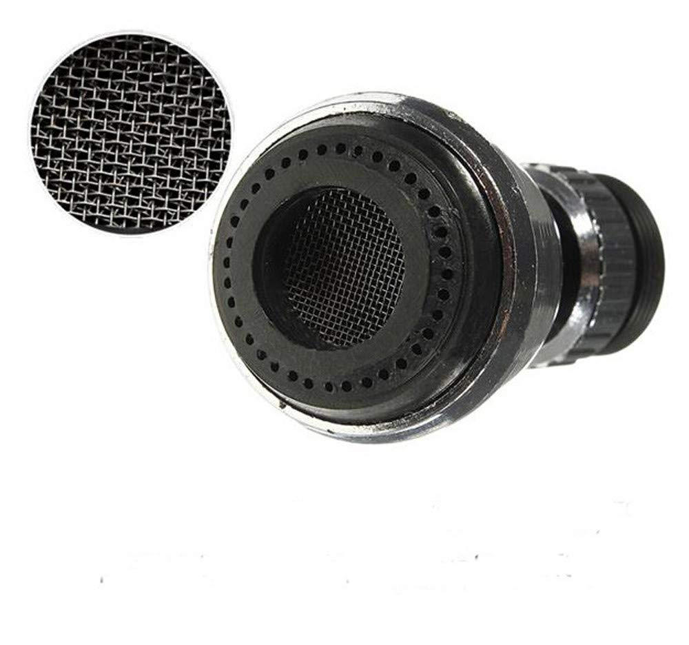 As Show 360 Rotate Swivel Faucet,Nozzle Filter Adapter Water Purifier Saving Tap Aerator Diffuser Kitchen Accessories