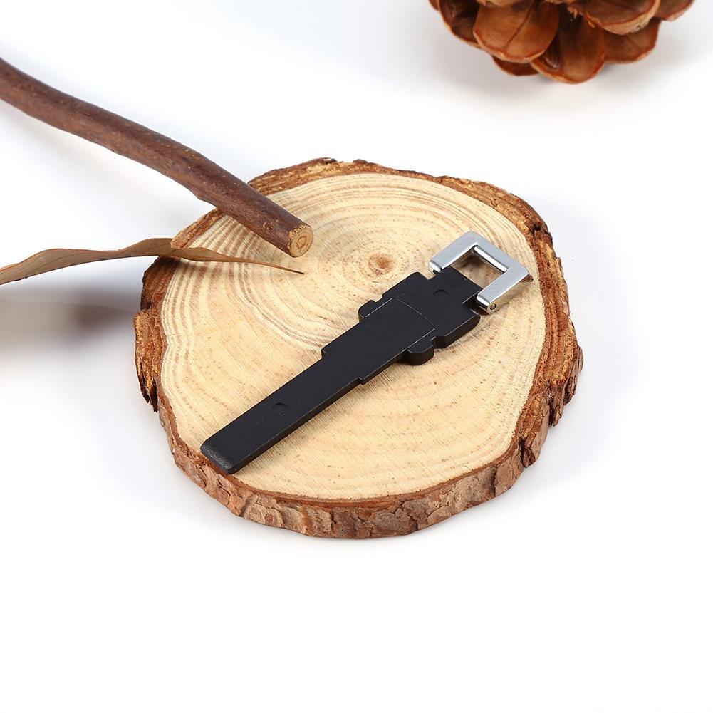 Llave de repuesto para coche sin cortar en blanco inserto Smart Remote emergencia llave Blade para CC 2009-2011 2006-2010