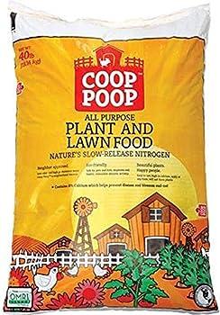 PEARL VALLEY ORGANIX HGR243CP40 Coop Poop Garden Food
