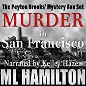 The Peyton Brooks' Mysteries Box Set | M.L. Hamilton