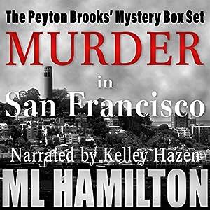 The Peyton Brooks' Mysteries Box Set Audiobook