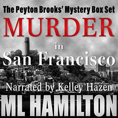 The Peyton Brooks' Mysteries Box Set