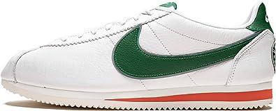 Nike Cortez (White/Green Red