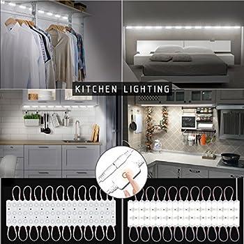 Amazon Com Kitchen Lighting Kitchen Cabinets Led Lights