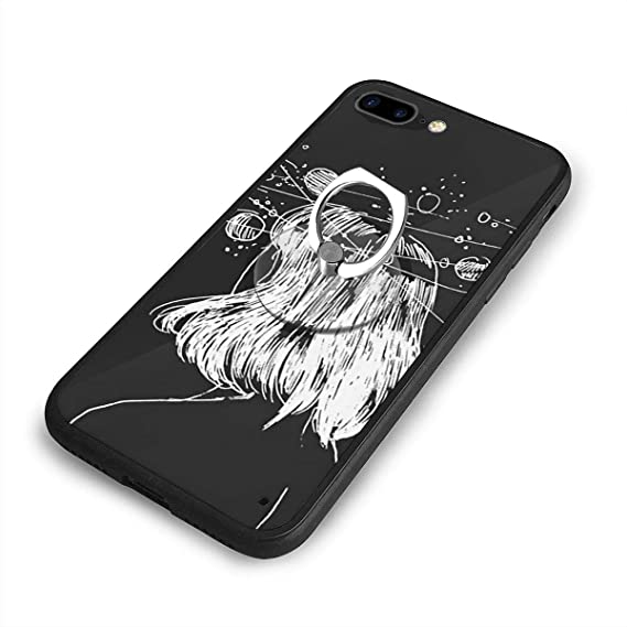 Amazon Com Dark Wallpapers Iphone 7 8 Plus Case Cover With