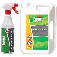 ENVIRA Silberfisch Spray 2L+500ml