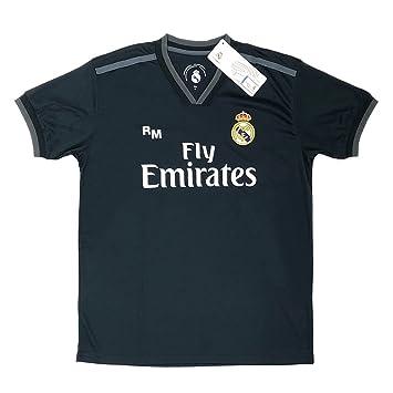 Real Madrid FC Camiseta Adulto Replica Oficial Segunda Equipación ...